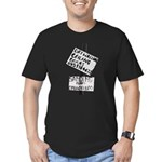 Signs Men's Fitted T-Shirt (dark)