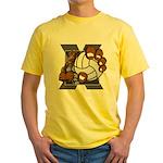 Apex Yellow T-Shirt