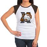 Apex Women's Cap Sleeve T-Shirt