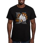 Apex Men's Fitted T-Shirt (dark)