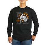 Apex Long Sleeve Dark T-Shirt