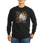 Apex Long Sleeve Dark T-Shirt