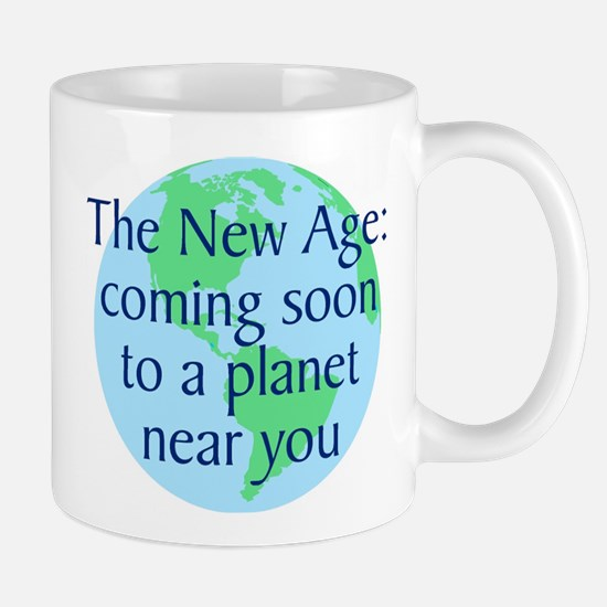 New Age Coming Soon Mug