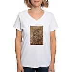 Isis Women's V-Neck T-Shirt