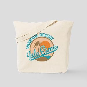 Isle Esme - Vampire Resort Tote Bag