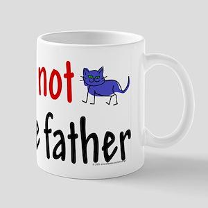 Not father (cats) Mug
