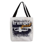 Classy Trumpet Geek Gear Polyester Tote Bag
