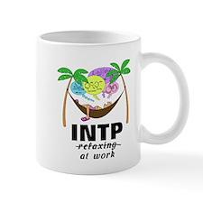 INTP at Work in Hammock Mugs