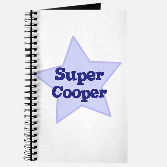 Super Cooper Journal