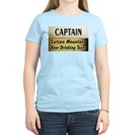 Lutsen Beer Drinking Team Women's Light T-Shirt