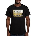 Lutsen Beer Drinking Team Men's Fitted T-Shirt (da