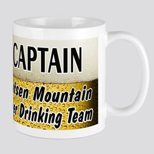 Lutsen Beer Drinking Team Mug