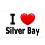 I Love Silver Bay Postcards (Package of 8)