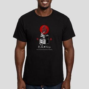 Original Logo Men's Fitted T-Shirt (dark)