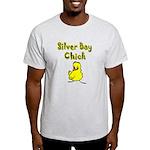 Silver Bay Chick Light T-Shirt