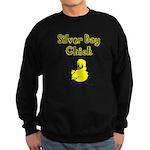 Silver Bay Chick Sweatshirt (dark)