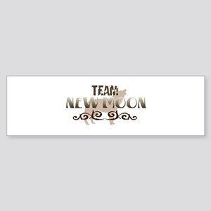 Team New Moon Bumper Sticker