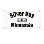 Silver Bay Established 1956 Banner