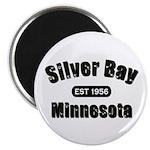 Silver Bay Established 1956 Magnet