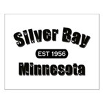 Silver Bay Established 1956 Small Poster