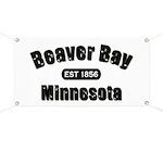 Beaver Bay Established 1856 Banner