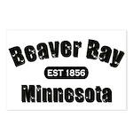 Beaver Bay Established 1856 Postcards (Package of
