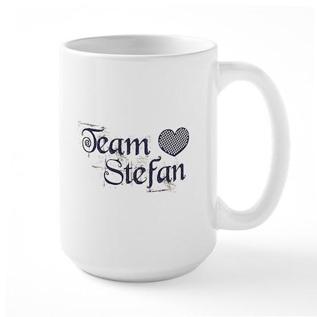 Team Stephen Large Mug