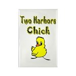 Two Harbors Chick Rectangle Magnet (10 pack)