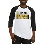 Two Harbors Beer Drinking Team Baseball Jersey