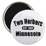 Two Harbors Established 1888 Magnet