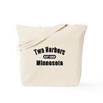 Two Harbors Established 1888 Tote Bag