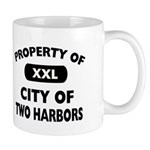 Property of City of Two Harbors Mug
