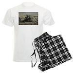 Wagon Wheel Morning Pajamas