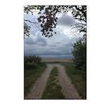 Prairie Portal Postcards (package Of 8)