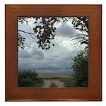 Prairie Portal Framed Tile