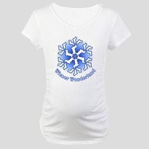 Wiener Wonderland Maternity T-Shirt