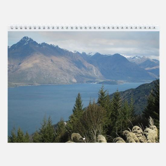 Scenic Wall Calendar