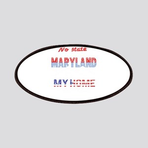 Maryland My Home Sweet Home Patch