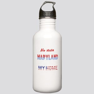 Maryland My Home Sweet Stainless Water Bottle 1.0L