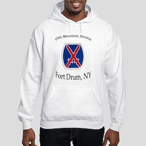 10TH MOUNTIAN DIV Hooded Sweatshirt