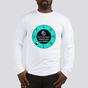 Big God Religion III Long Sleeve T-Shirt