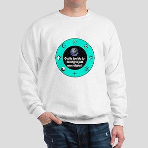 Big God Religion III Sweatshirt