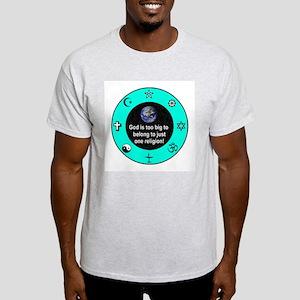 Big God Religion III Light T-Shirt