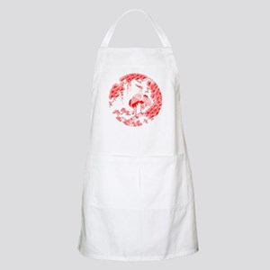 Traditional Chinese Crane Apron