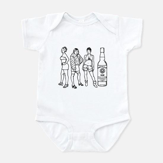 Ho, Ho, Ho, and... Infant Bodysuit