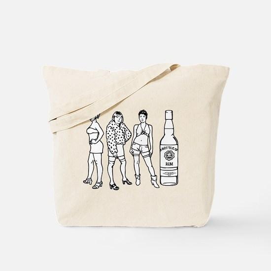 Ho, Ho, Ho, and... Tote Bag
