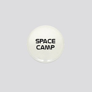 Space Camp Mini Button