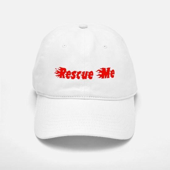Rescue Me Keep Back 200 Feet Baseball Baseball Cap