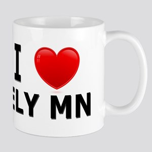 I Love Ely Mug