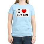 I Love Ely Women's Light T-Shirt